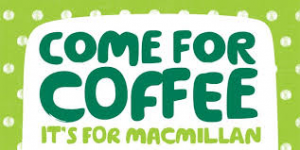 Macmillan Coffee Event