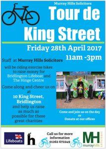 Tour de King Street 2017