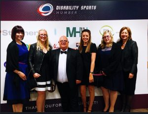 disabilty sports humber