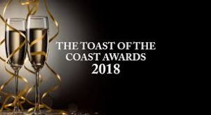 Toast of the Coast Awards