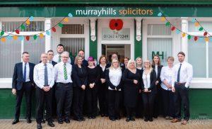 Murray Hills Staff members